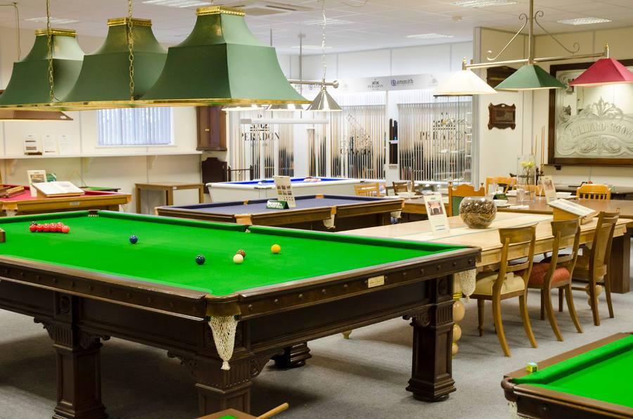 hamilton billiards