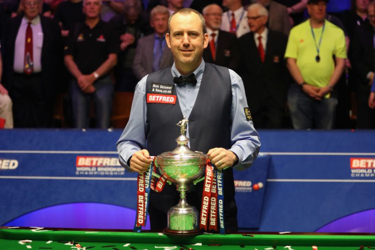 World Snooker Championship - Day Seventeen