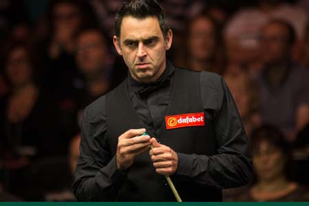 Ronnie O'Sullivan joins SightRight Snooker Coaching
