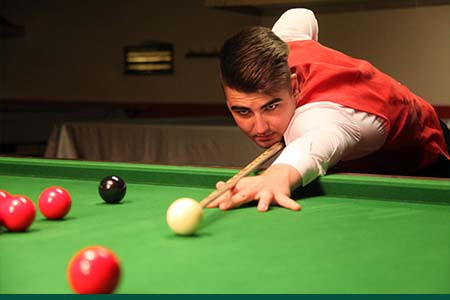How to improve your Snooker cue action