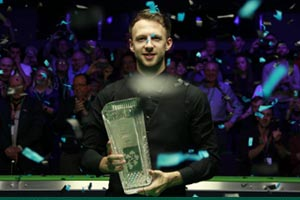 Judd Trump lifts Northern Ireland Open trophy