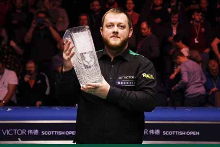 Mark Allen defeats Shaun Murphy to win the 2018 Scottish Open