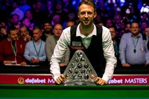 Judd Trump lifts first Masters title at Alexandra Palace against Ronnie O'Sullivan