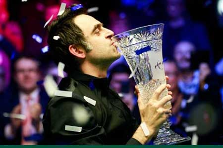 2019 Players Championship Review: Ronnie O'Sullivan defeats Neil Robertson 10-4 in Preston final