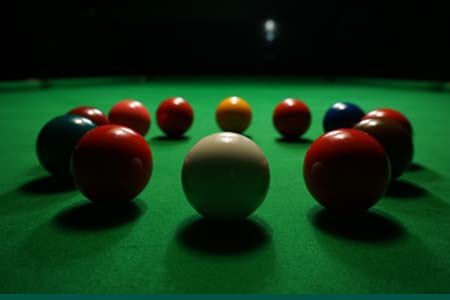 Rules of Snooker