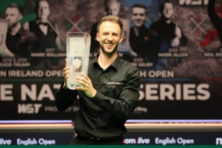 Judd Trump defeats Neil Robertson in thrilling English Open final